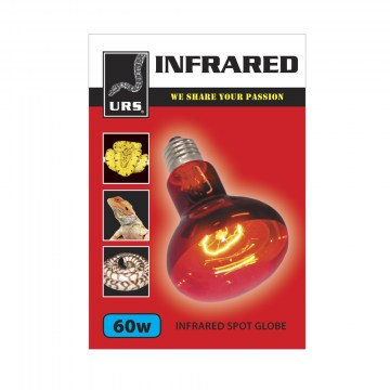 Globe Infrared 60w (Box of 50)