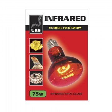Globe Infrared 75w (Box of 50)