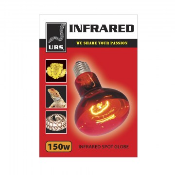 Globe Infrared 150w (Box of 50)