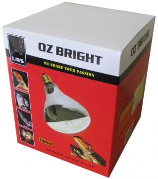 Oz Bright Mercury Vapour (Box of 24) 160w