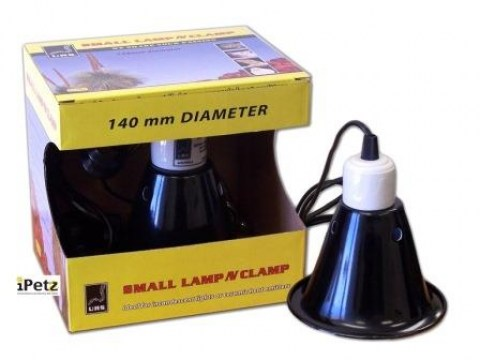 Small Lamp N Clamp