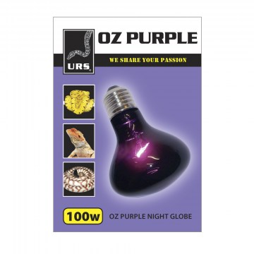 Globe Sm Oz Purple 100watt