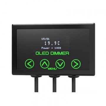 OLED Dimming Thermostat