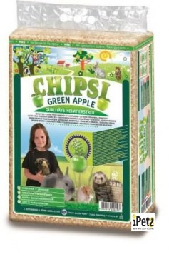 Chipsi Green Apple - 3.2kg