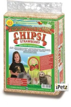 Chipsi Strawberry - 3.2kg