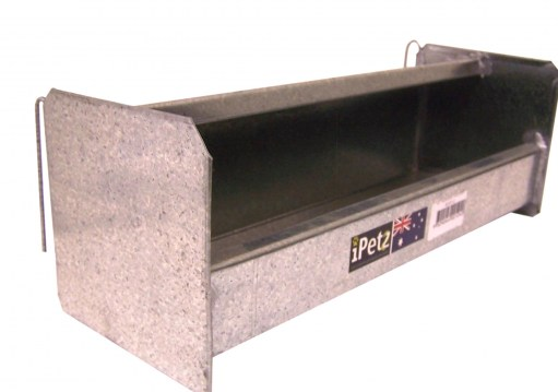 Hooded Poultry Trough 12inch (30cm)