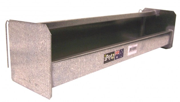 Hooded Poultry Trough 18inchs (45cm)