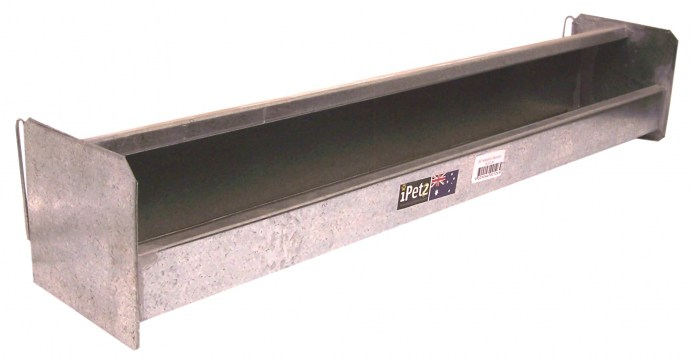Hooded Poultry Trough 24inch (60cm)
