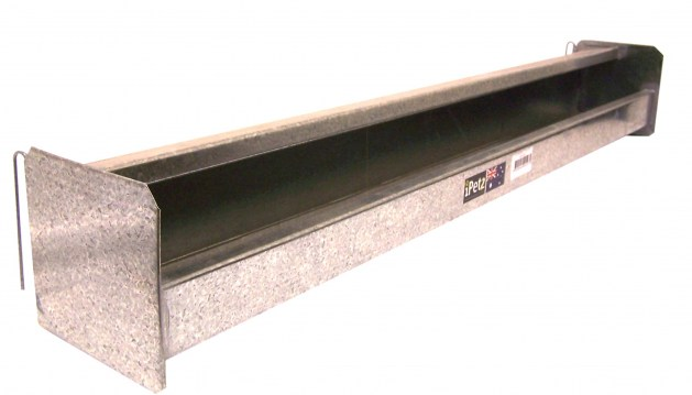 Hooded Poultry Trough 30inch (76cm)