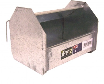 Hooded Poultry Trough 6inch (15cm)